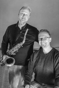 Gabriel Koeppen und Jens Robberes